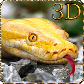 Wild Forest Snake Attack 3D