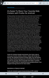 Firefox Beta — Web Browser Screenshot 19