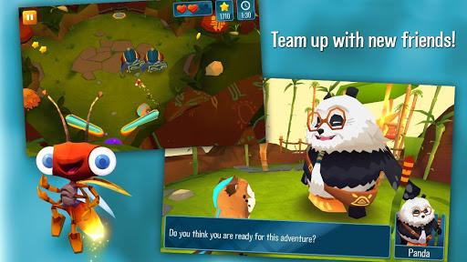 Momonga Pinball Adventures  screenshots 3