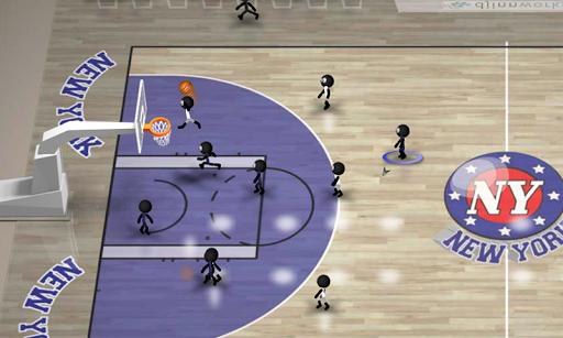 Stickman Basketball 1.9 screenshots 10