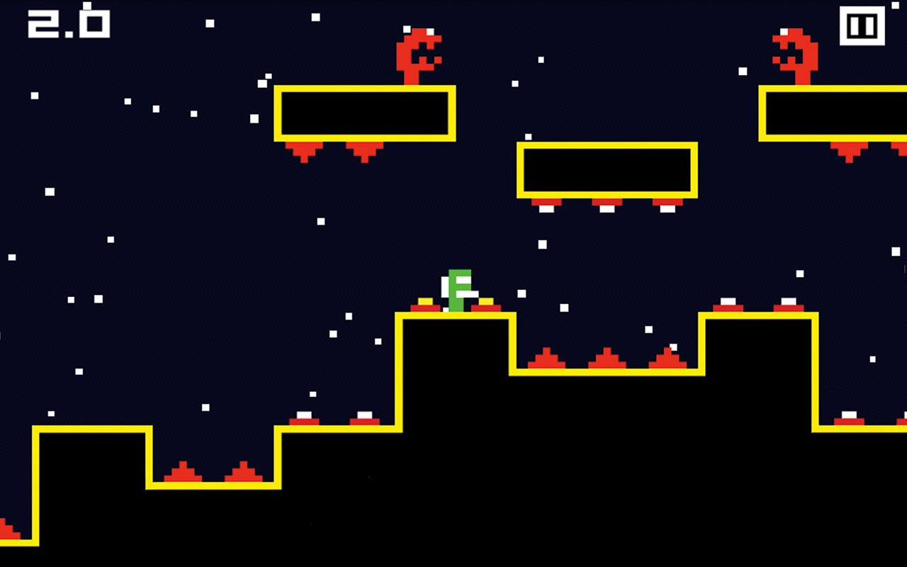 Commander Pixman- screenshot