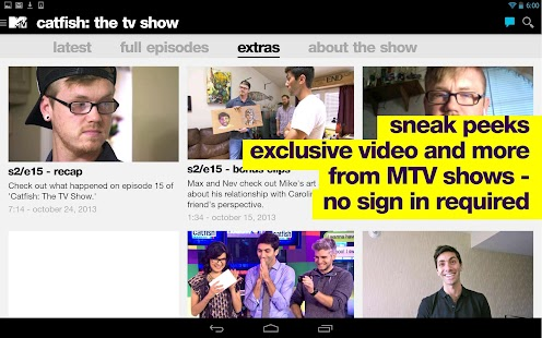 MTV - screenshot thumbnail