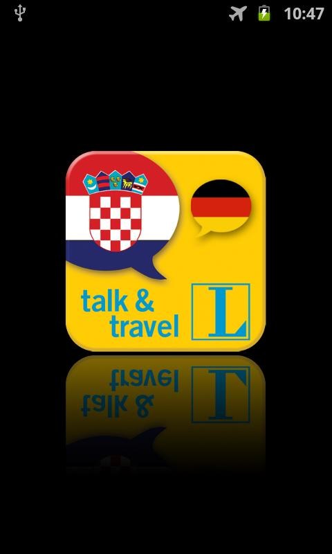 Kroatisch talk&travel - screenshot