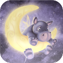 Sleepy Hippo Live Wallpaper Fr logo