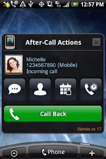 Caller Id Skinz - screenshot thumbnail