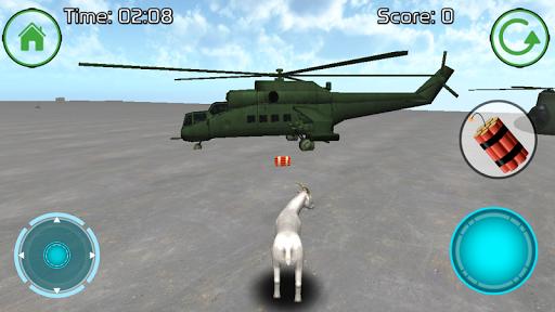 Goat Gone Wild 3D+