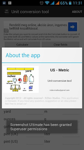 免費生產應用App|US - Metric unit conversion|阿達玩APP