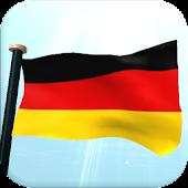 Germany Flag 3D Live Wallpaper