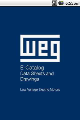 WEG Motors E-Catalog - NEMA