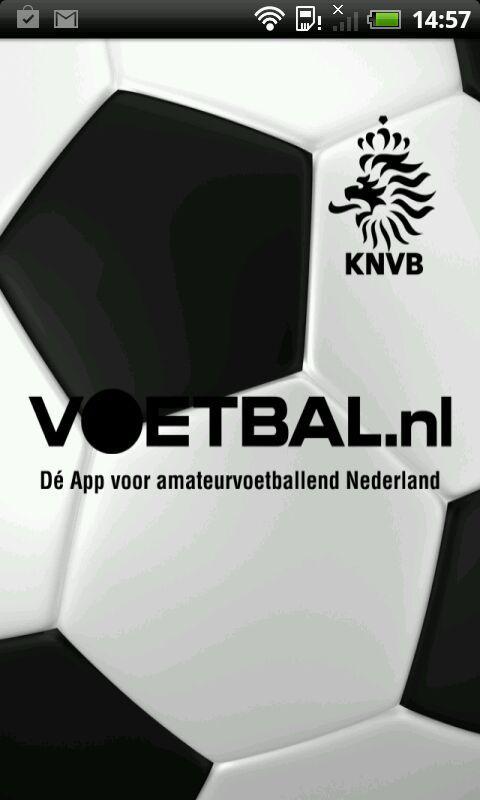 Voetbal.nl - screenshot