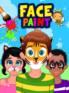 Baby Face Paint