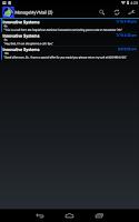 Screenshot of ManageMyVMail
