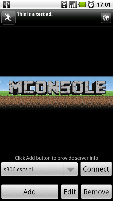 Enable rcon minecraft server