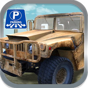 Drive and Park Military Jeep3D for PC and MAC