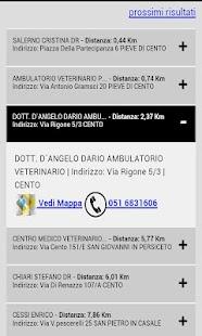 Cerca Veterinario- miniatura screenshot
