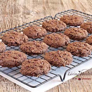 Chocolate Chip Zucchini Cookies (paleo, gluten, grain, dairy free).