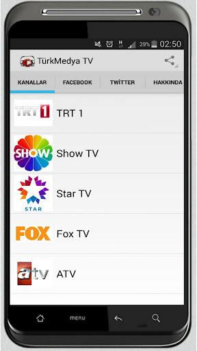 TürkMedya TV izle