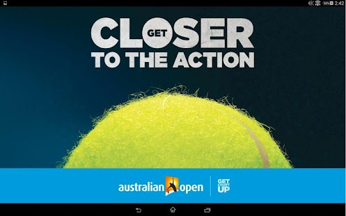 Australian Open Tennis 2015- screenshot thumbnail