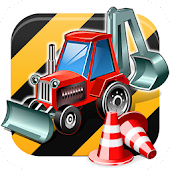 City Trucks Construction Kids