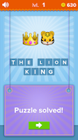 Screenshot of EmojiToons