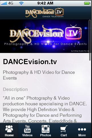 DANCEvisiontv