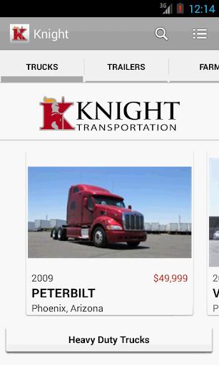 Knight Truck Trailer