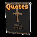 Holy Bible: e-Quotes icon