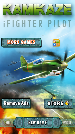 Kamikaze iFighter 1945 FREE