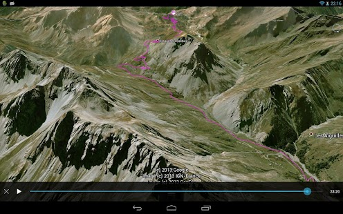 Giro d'Italia routes 2013- screenshot thumbnail