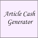 Article Cash Generator logo