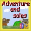 Adventure and Sale icon