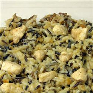 Wild Rice Micro Chicken.