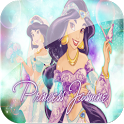 Disney-Princess Tube icon