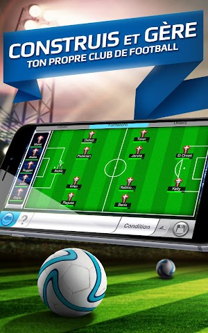 android Top Eleven Be a Soccer Manager Screenshot 1