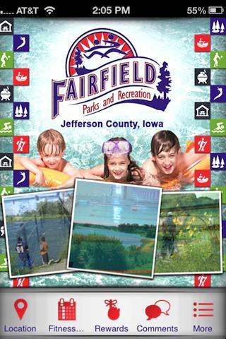 Fairfield Parks Recreation