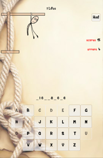 Hangman! - screenshot thumbnail