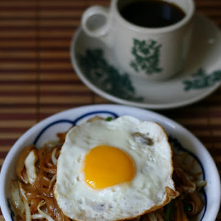 Breakfast Char Kway Teow