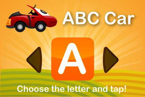 Kids Toy Car: ABC- screenshot