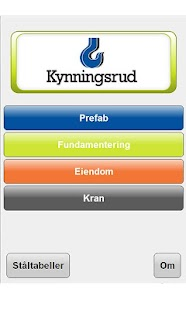 Kynningsrud - screenshot thumbnail