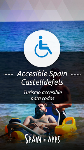Accessible Spain Castelldefels