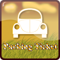 Parking Ticket Free icon