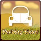 Parking Ticket Free icon