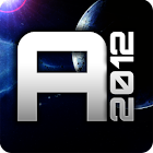 Asteroid 2012 3D HD icon