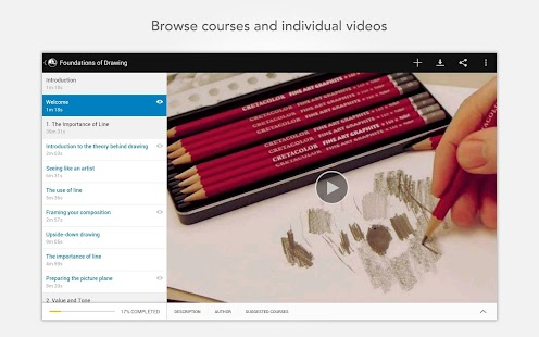 Lynda - Online Training Videos Screenshot 16