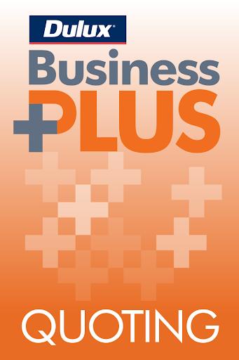 Dulux Business +Plus Quoting