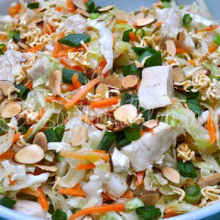 Chinese Chicken Salad – from the Southern Fried Radio Show