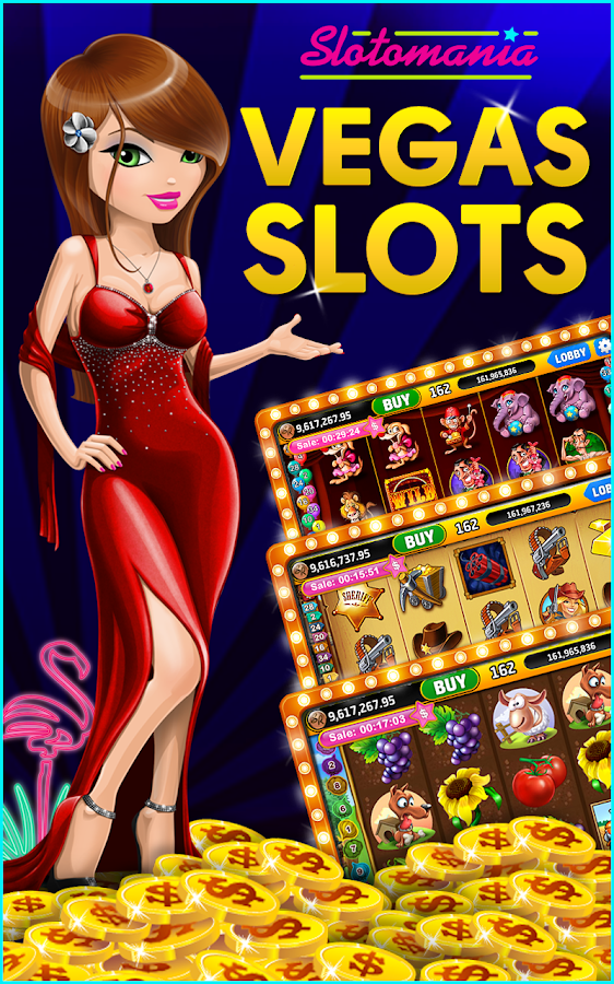 Slotomania - FREE Slots - screenshot
