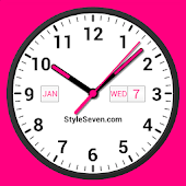 Analog Clock Widget Plus-7
