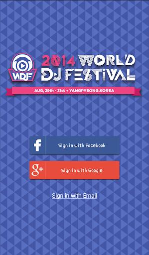 2014 World DJ Festival
