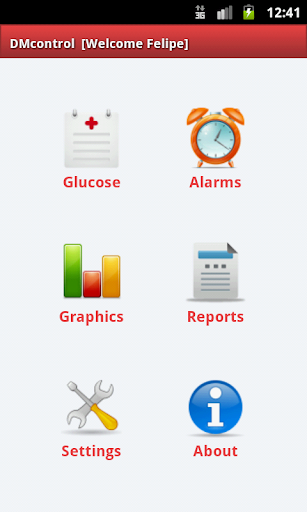 DMcontrol - Diabetes